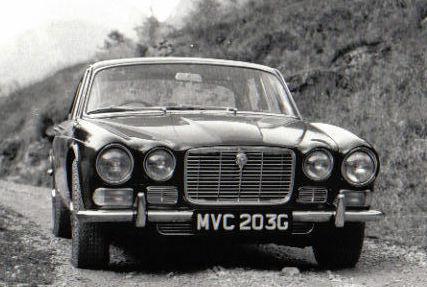 XJ6 / Daimler Sovereign Serie 1
