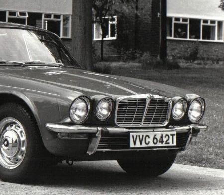 XJ6 / Daimler Sovereign Serie 2