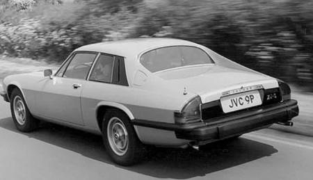 XJ-S V12 1975-1981
